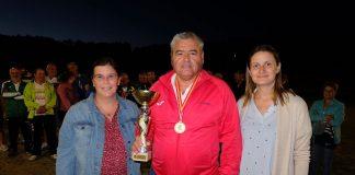 El gondomareño José Rodríguez revalida el título de campeón de España veterano de bolo celta