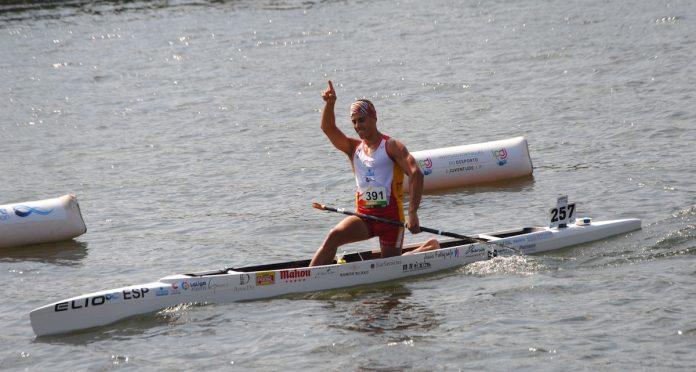 El tudense Manuel Garrido, subcampeón del mundo de maratón