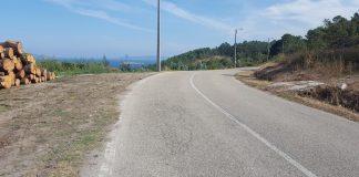 Adxudicada a Narom a mellora da estrada provincial de Baredo que coincide co Camiño da Costa