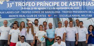 El Trofeo Príncipe de Asturias corona a sus campeones