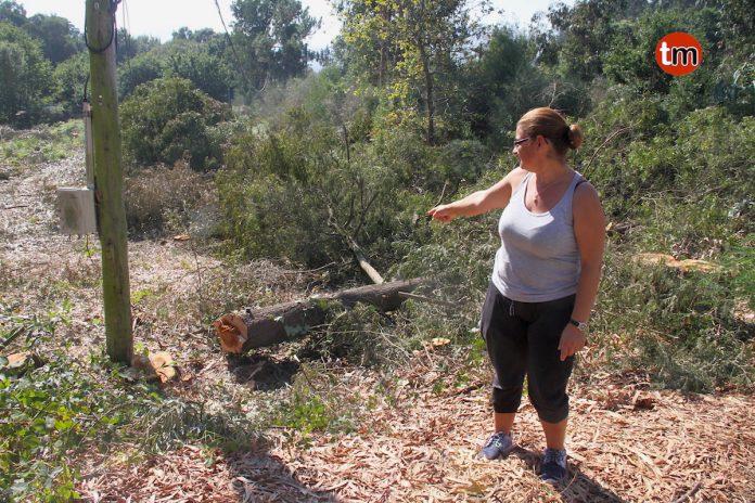Vecinos de Vilaza denuncian que están sin teléfono fijo e internet desde el sábado