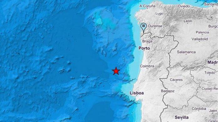 Un terremoto en la costa atlántica se siente en Baiona, Tui, Nigrán, Oia, A Guarda o Tomiño