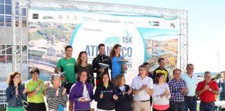 El nigranés Iván Roade vence en la 15K del Atlántico