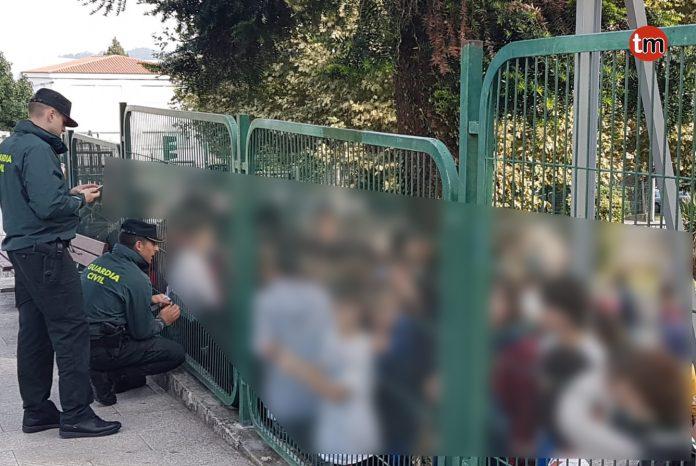 Investigan un posible caso de acoso escolar en un instituto de Tui