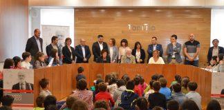 Unicef coma Cidade Amiga da Infancia