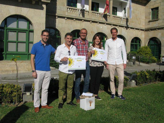 Se entregan en Nigrán los premios del I Concurso de Fotografía Medioambiental