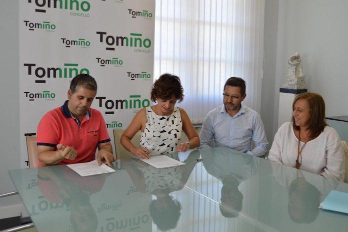 O Concello de Tomiño investe na profesionalización do Centro Comercial Aberto