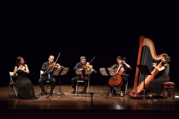 Ensemble Vigo 430 inaugura o curso no Conservatorio de Música de Gondomar