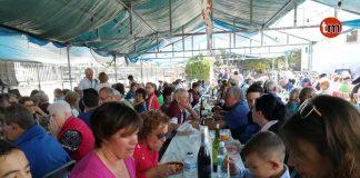 Más de 600 raciones se repartieron en la Festa dos Callos de Vilariño