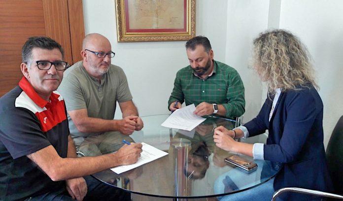 El Cereixa firma un convenio con el Concello de Gondomar