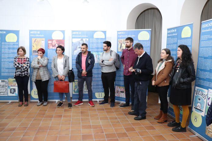 Inaugurada a Mostra «GalizAmérica» na Guarda