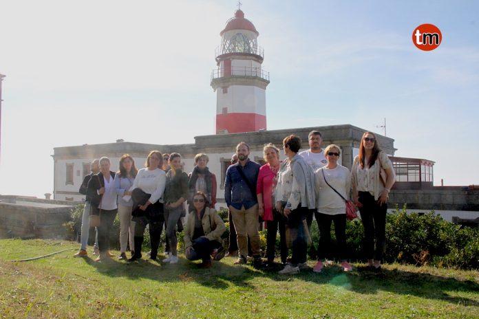 """El GALP Ría de Vigo-A Guarda presenta el proyecto """"Rutas do Faros"""" al sector turístico de O Val Miñor"""