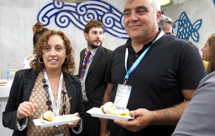 Orpagu comercializará las primeras hamburguesas de pez espada de España