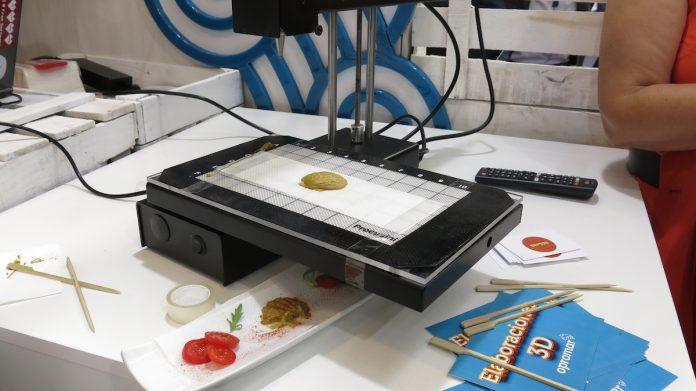 Opromar eleva el mince a la alimentación personalizada gracias a la impresión 3D