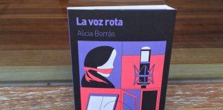 """Nigrán acoge la presentación de la novela de suspense """"La voz rota"""" de Alicia Borrás"""