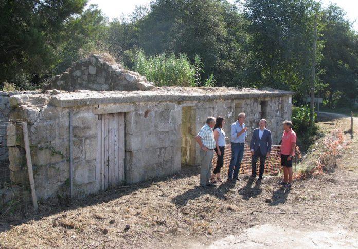 El molino de Porto do Molle del siglo XVIII volverá a funcionar