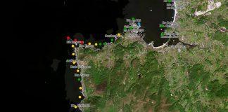"""La web """"Percegurú"""" ayuda a los percebeiros a conocer el estado del mar para faenar con seguridad"""