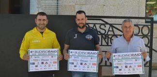 Tomiño y O Rosal acogen a 60 equipos de Galicia y Portugal que participan en el BudiñoRaid Baixo Miño