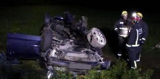 Fallece una vecina de Tui en un accidente en la AP-9
