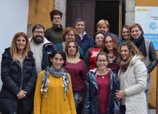 Tomiño forma a 15 personas para trabajar como auxiliares de ayuda en el hogar