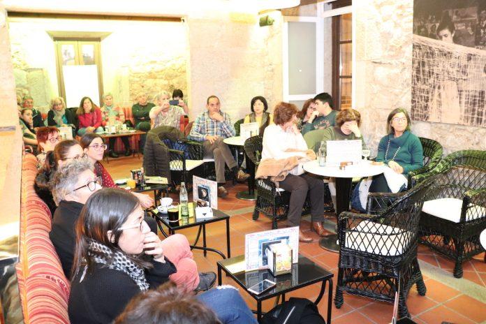 Montse Fajardo inaugura as Barferencias de inverno na Guarda