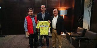 Gorka Beloki refuerza el staff del Club Ciclista Rías Baixas