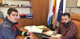El GES de O Val Miñor impartirá charlas de prevención y actuación en el hogar en caso de incendios