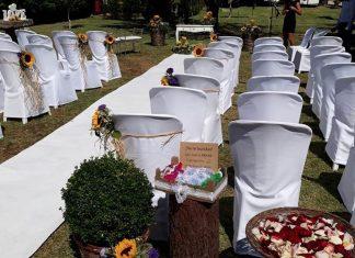 III Feria de bodas en Tui