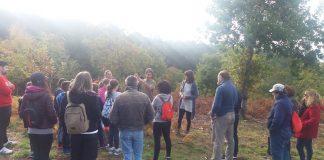 Rexeneración Forestal Autóctona Val Miñor