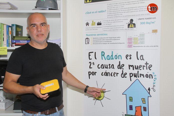 O Val Miñor y O Baixo Miño, zonas de alto riesgo de gas radón