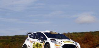 Alberto Meira venció en el Rally Comarca da Ulloa, última cita del Gallego