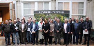 Deputación executará melloras de seguridade viaria nas rúas Real de Sabarís en Baiona, e Vigo e Celta na Guarda