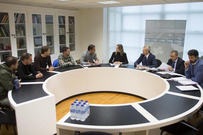 La Xunta se reúne con representantes de los GES para mostrarles las mejoras en el sistema de emergencias