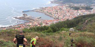 Más de 400 deportistas tomaron el Monte Santa Trega en el V Trail do Trega