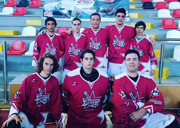 A Guarda Hockey Liña