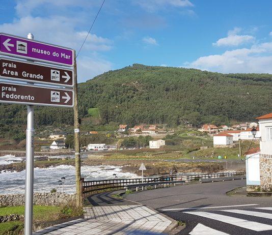 A Guarda mejora la señalización turística con una inversión de más 51.000 euros
