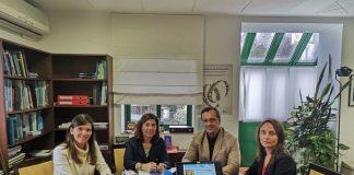 Ángel Rodal se reúne con las Áreas de Turismo y Pesca de la Xunta de Galicia