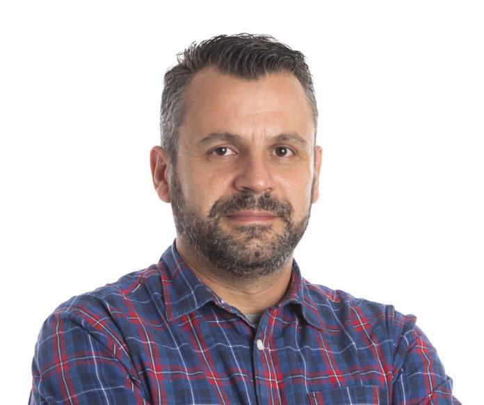 Anxo Baz, voceiro do BNG en A Guarda