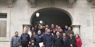 Reactivan la Agrupación de Voluntarios de Protección Civil de Tui