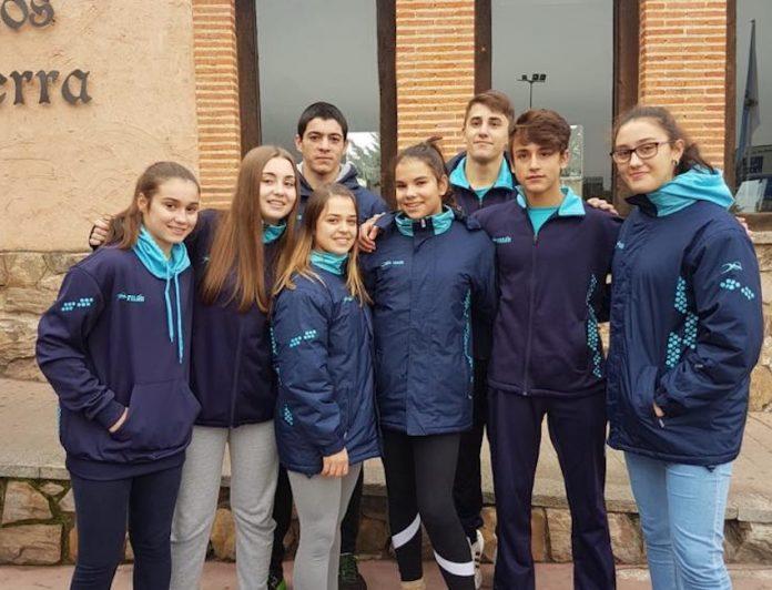 Dos quintos puestos en la Supercopa de España cadete para el Clube de Judo Baixo Miño