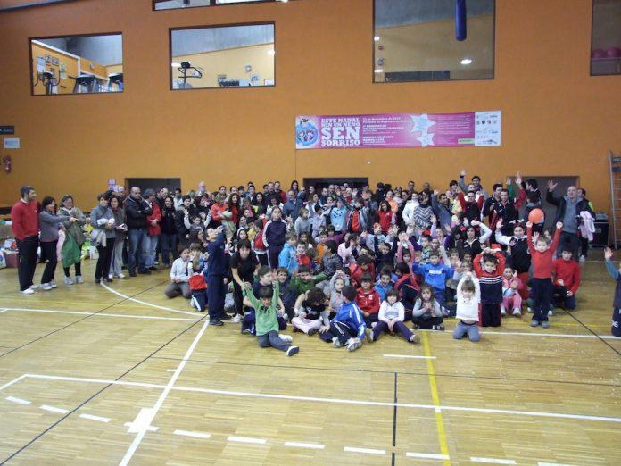 """Campaña de deporte solidario en Baiona a favor de la ONG """"Ayuda Al Mundo Necesitado"""""""