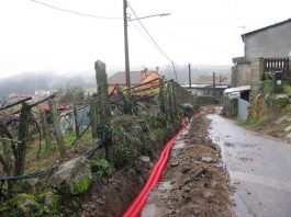 Invierten 39.000 euros en la mejora del alumbrado en Chandebrito