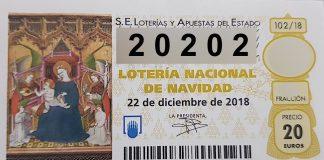 El 20.202 está dotado con 6.000 euros al décimo.