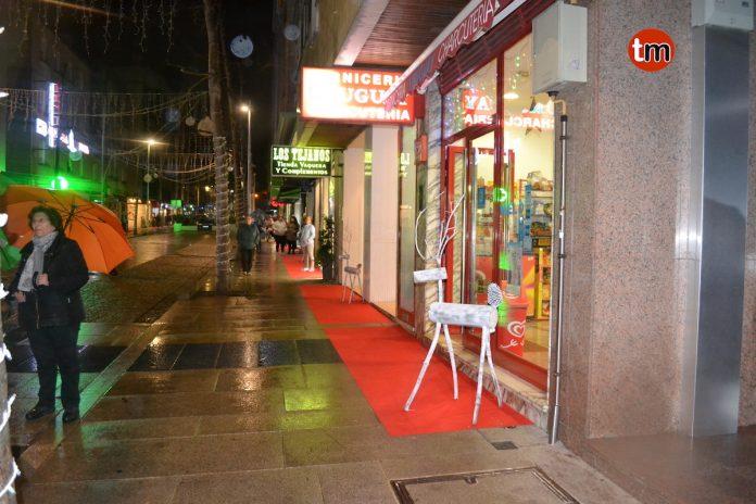 El pequeño comercio de Baiona se moviliza para reactivar las ventas en Navidad