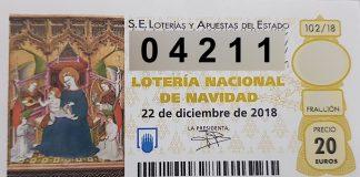 El 04.211 está dotado con 50.000 euros al décimo.