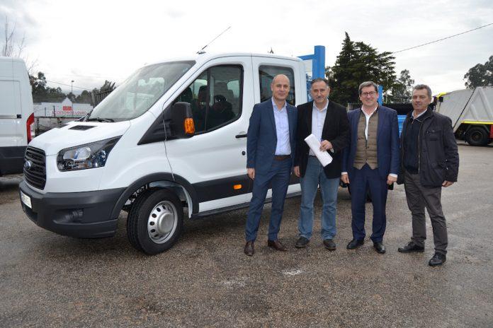 Tui cuenta con un nuevo vehículo mixto para el departamento de Obras
