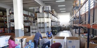 La Gran Recogida Solidaria del Banco de alimentos bate récords con 330.000 kilos de comida recogida