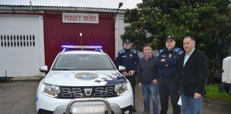 La Policía Local de Tui cuenta con un nuevo vehículo 4x4