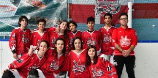 Bo debut do A Guarda Hockey Liña na Liga Galega