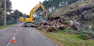 Deputación inicia as obras da nova senda peonil e ciclista en Baredo